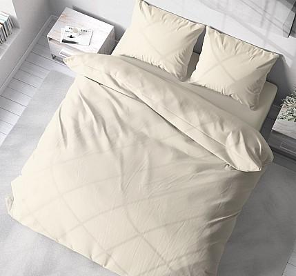 Екрю спално бельо