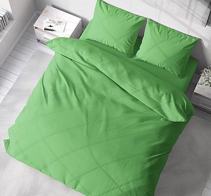Зелено спално бельо