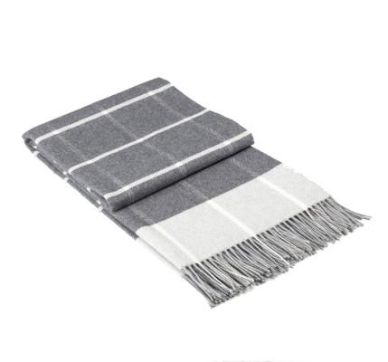 Одеяло Онтарио сиво 140/200 см