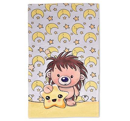 Детска кърпа Сънчо памук с полиестер