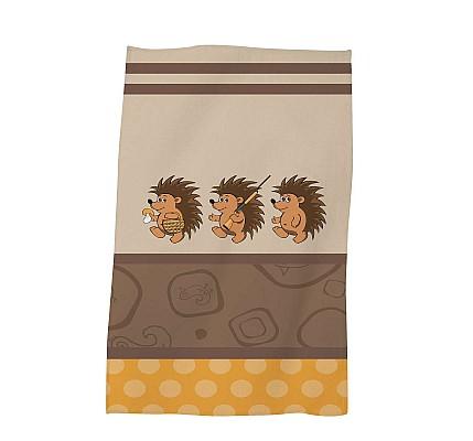 Детска кърпа Таралежи памук и полиестер