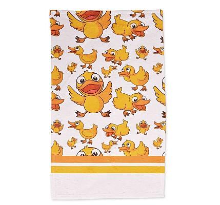 Детска хавлиена кърпа Ква-Ква памук и полиестер