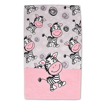Детска хавлиена кърпа Моят Приятел памук и полиестер