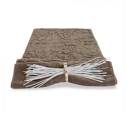 Хавлиена кърпа от Египетски памук бежова - Луиза