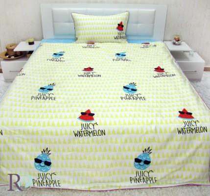 Детски Спален Комплект Плодчета 100% памук