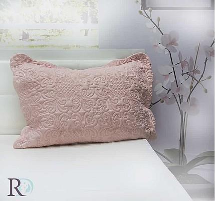 Декоративна Калъфка за възглавница Роза от полиестер