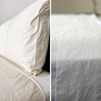 Египетски памук срещу памучен сатен: разлики и предимства