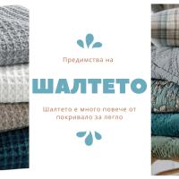 Предимства и области на приложение на шалтето